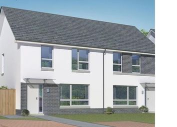 Thumbnail 3 bed semi-detached house for sale in Prospect Hill, Circus, Glasgow
