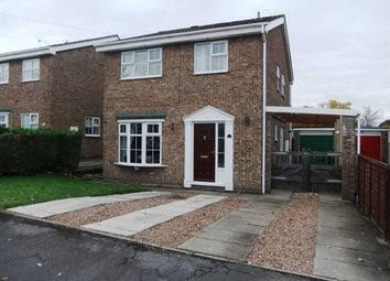 Thumbnail 4 bed detached house to rent in Lark Rise, Scotter, Gainsborough