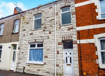 Thumbnail 4 bed terraced house for sale in Clive Street, Cardiff