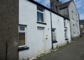 Thumbnail 1 bed terraced house for sale in Market Place, Penygroes, Caernarfon
