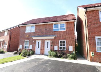 Thumbnail 2 bed semi-detached house for sale in Lapwing Place, Canley, Coventry, West Midlands