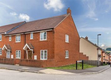 Thumbnail 3 bed end terrace house for sale in Great Mead, Yeovil, Somerset