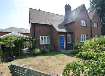 Thumbnail 3 bed semi-detached house for sale in Reading Road, Cholsey, Wallingford
