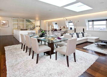Thumbnail 4 bed flat to rent in Penthouse, Boydell Court, St Johns Wood