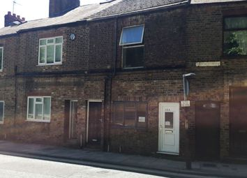 Thumbnail 2 bed terraced house for sale in Nunnery Lane, York