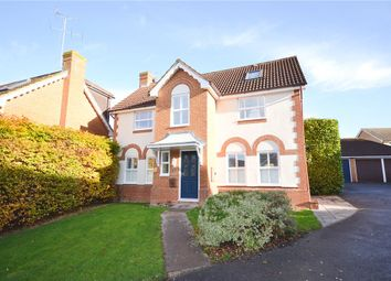 Thumbnail 6 bed detached house for sale in Yorkshire Place, Warfield, Berkshire