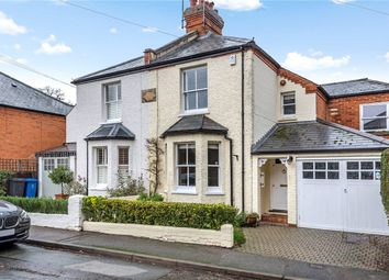 Thumbnail 3 bed semi-detached house for sale in Coworth Road, Ascot, Berkshire