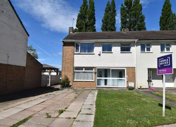 End terrace house for sale in Petitor Crescent, Coventry CV2