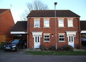 Thumbnail 3 bed semi-detached house for sale in Walker Crescent, Langley, Berkshire