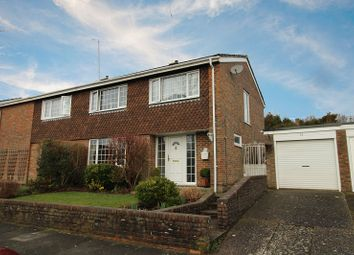 4 bed semi-detached house for sale in Brantridge Road, Crawley, West Sussex. RH10