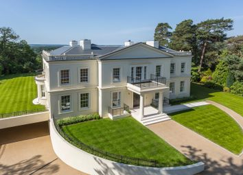 Thumbnail 6 bed detached house for sale in Tor Lane, St, George's Hill, Weybridge, Surrey