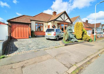 Thumbnail 3 bedroom semi-detached bungalow for sale in Grosvenor Drive, Hornchurch, Essex