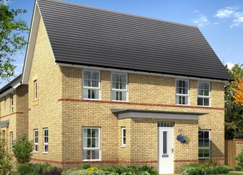 """Thumbnail 3 bed detached house for sale in """"Falmouth 1"""" at Dearne Hall Road, Barugh Green, Barnsley"""
