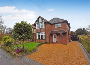 Thumbnail 4 bed detached house for sale in Selkirk Road, Curzon Park, Chester