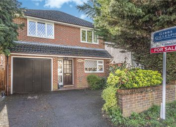 Thumbnail 4 bed detached house for sale in Nicol Road, Chalfont St. Peter, Gerrards Cross, Buckinghamshire