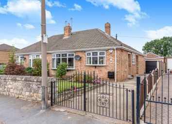 Thumbnail 2 bed bungalow for sale in Madam Lane, Barnby Dun, Doncaster, South Yorkshire