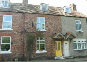 Thumbnail 3 bed terraced house for sale in Charltons, Boosbeck, Saltburn