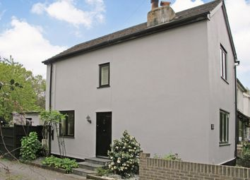 Thumbnail 2 bed end terrace house for sale in Chapel Cottage, Horsell, Surrey
