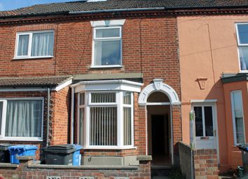 Thumbnail 3 bed terraced house to rent in Knowsley Road, Norwich