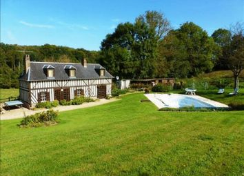 Thumbnail 3 bed property for sale in Normandy, Calvados, Near Pont L'eveque