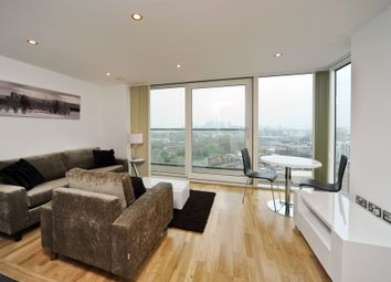 Thumbnail Studio to rent in Distillery Tower, 1 Mill Lane, London