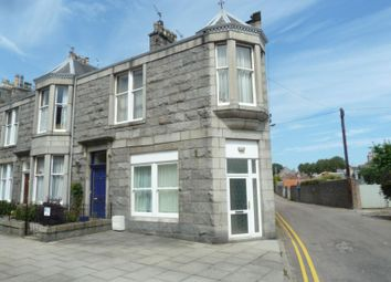 Thumbnail 1 bed flat to rent in Whitehall Road, Aberdeen