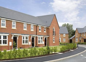 "Thumbnail 3 bedroom end terrace house for sale in ""Dawley"" at St. Lukes Road, Doseley, Telford"