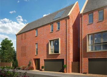 Thumbnail 4 bedroom detached house for sale in Hobson Avenue, Trumpington, Cambridge