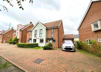 Thumbnail 3 bedroom semi-detached house for sale in Spitfire Road, Upper Cambourne, Cambridge