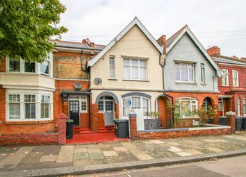 Russell Avenue, London N22. 3 bed terraced house for sale
