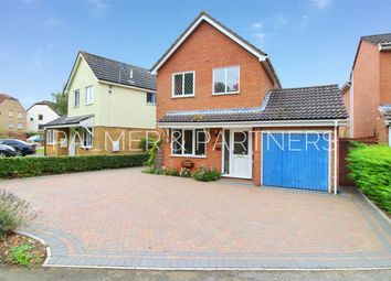 Thumbnail 3 bed detached house for sale in Sea King Crescent, Highwoods, Colchester