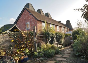 Thumbnail 3 bed terraced house to rent in The Oast Houses, Leigh, Worcester