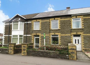 Thumbnail 4 bed terraced house for sale in Stuart Terrace, Talbot Green, Pontyclun