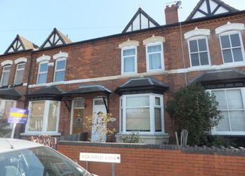 Thumbnail 2 bed terraced house to rent in Gravelly Lane, Erdington