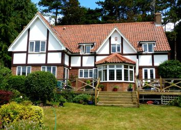 Thumbnail 4 bed detached house for sale in Blind Lane, Bourne End