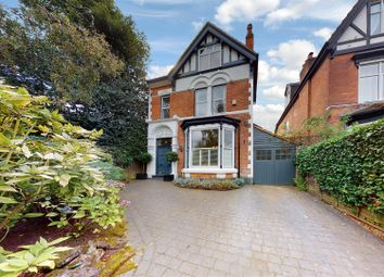 Thumbnail 5 bed detached house for sale in Coppice Road, Moseley, Birmingham