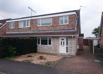 Thumbnail 3 bed semi-detached house for sale in Somerset Way, Wem
