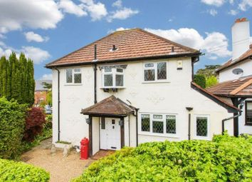 Thumbnail 4 bed detached house to rent in The Uplands, Loughton