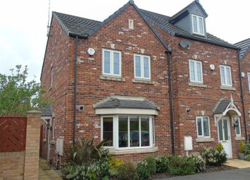 Thumbnail 3 bed property for sale in Bluebell Walk, Creswell, Worksop