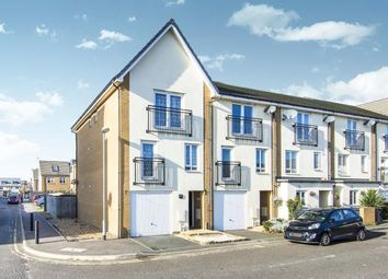 Thumbnail 4 bedroom end terrace house for sale in Grays, Essex, .