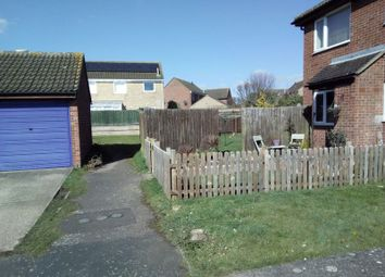 Thumbnail 1 bed property for sale in Abbot Close, Wymondham