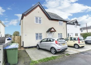 Thumbnail 2 bedroom maisonette for sale in Butts Road, Sholing, Southampton, Hampshire