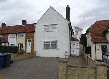 Thumbnail 3 bed terraced house for sale in Chesterfield Road, Barnet