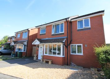 Thumbnail 5 bed detached house for sale in Blenheim Way, Portishead, North Somerset