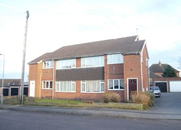Thumbnail 2 bed flat to rent in Vernon Court, Nuthall, Nottingham