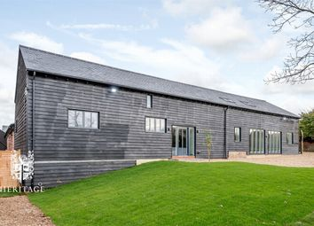 5 bed barn conversion for sale in Jenkins Farm, Kings Lane, Stisted, Essex CM77
