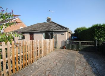Thumbnail 2 bedroom detached bungalow for sale in Bartons Road, Market Drayton