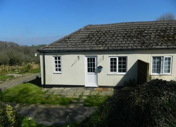 Thumbnail 1 bed terraced house to rent in Stapledon Cottages, Holsworthy, Devon