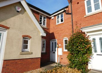 Thumbnail 3 bed terraced house for sale in The Saplings, Stafford