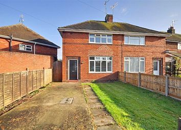 Thumbnail 3 bed semi-detached house for sale in Gilmour Crescent, Worcester